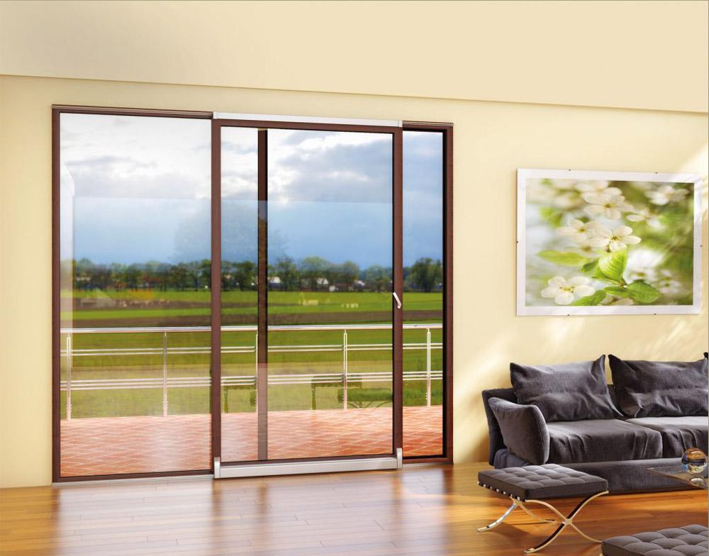 Finestre e porte finestre in legno pvc alluminio pvc legno - Isolante per finestre ...