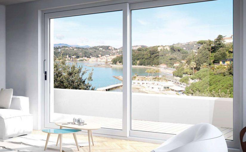 Finestre in legno alluminio pvc negozio finestre roma - Finestre in legno roma ...
