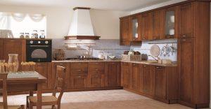 Cucine. Cucine classicche, Modello Canova